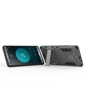 Armor odolný kryt na mobil Huawei Mate 8 - šedý - 4