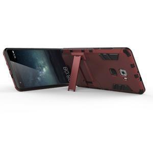 Armour odolný kryt na mobil Huawei Mate S - červený - 4