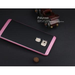 Odolný hybridní obal 2v1 na Huawei Mate S - růžový - 4