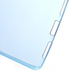 Ultratenký gelový obal na mobil Huawei Mate S - modrý - 4