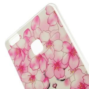 Guardy gelový obal na Huawei P9 Lite - květy - 4