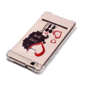 Lacqe gelový obal na Huawei P9 Lite - láska - 4