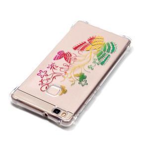 Lacqe gelový obal na Huawei P9 Lite - motýlci - 4