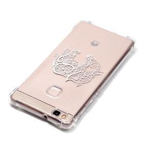 Lacqe gelový obal na Huawei P9 Lite - slon - 4