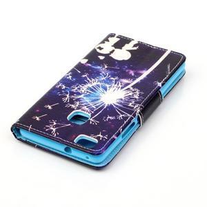 Patter PU kožené pouzdro na mobil Huawei P9 Lite - láska - 4