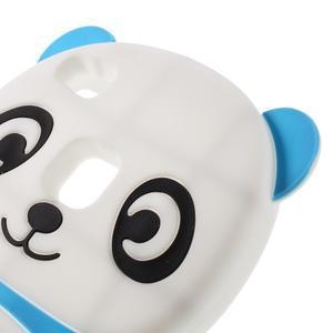 PandaStyle silikonový obal na Huawei P9 Lite - modrý - 4