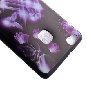 Gelový obal na telefon Huawei P9 Lite - kouzelní motýlci - 4
