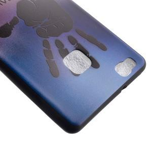 Gelový obal na telefon Huawei P9 Lite - nešahat - 4