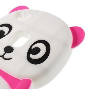 PandaStyle silikonový obal na Huawei P9 Lite - rose - 4