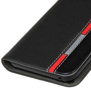 Klopové pouzdro na Lenovo Vibe K5 / K5 Plus - černé - 4