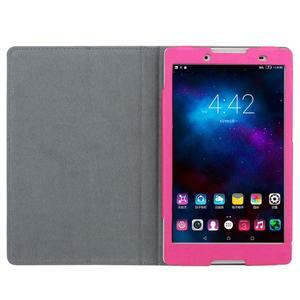 Safe polohovatelné pouzdro na Lenovo Tab 2 A8-50 - rose - 4