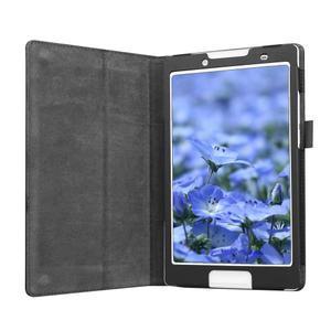 Dvoupolohové pouzdro na tablet Lenovo Tab 2 A8-50 - černé - 4