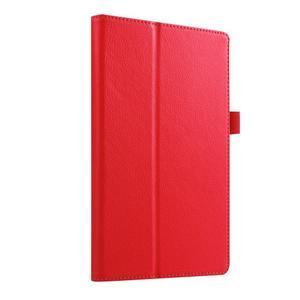Dvoupolohové pouzdro na tablet Lenovo Tab 2 A8-50 - červené - 4
