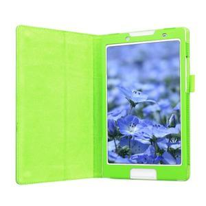 Dvoupolohové pouzdro na tablet Lenovo Tab 2 A8-50 - zelené - 4