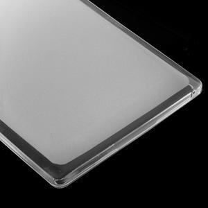 Gelový obal na tablet Lenovo Tab 2 A8-50 - transparentní - 4