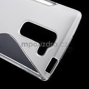 S-line gelový obal na LG Spirit 4G LTE - transparentní - 4