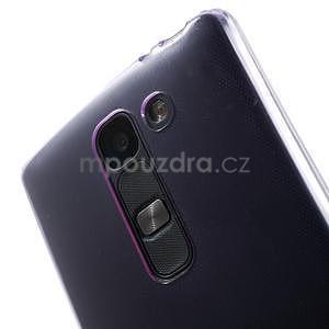 Ultra tenký obal na LG Spirit - fialový - 4