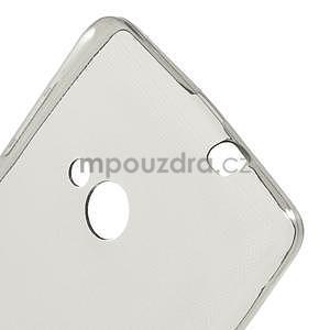 Ultra tenký obal na Microsoft Lumia 535 - šedý - 4