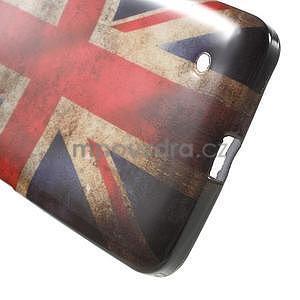 Gelový obal Microsoft Lumia 640 LTE - vlajka UK - 4