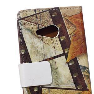 Peněženkové pouzdro na mobil Microsfot Lumia 550 - Eiffelova věž - 4