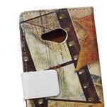 Peněženkové pouzdro na mobil Microsfot Lumia 550 - Eiffelova věž - 4/7