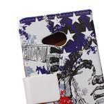 Peněženkové pouzdro na mobil Microsfot Lumia 550 - Socha Svobody - 4/7