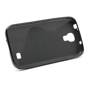 S-line gelový obal na Samsung Galaxy S4 - černý - 4