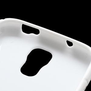 S-line gelový obal na Samsung Galaxy S4 - bílý - 4