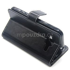 Černé pouzdro na Samsung Galaxy Core Prime - 4
