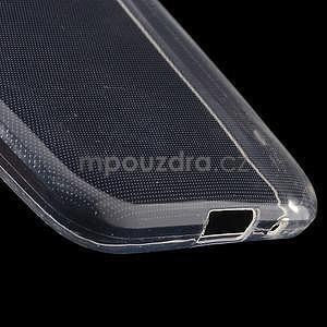 Ultra tenký slim obal na Samsung Galaxy Core Prime - transparentní - 4