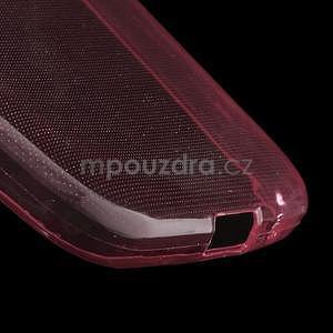 Ultra tenký slim obal na Samsung Galaxy Core Prime - červený - 4