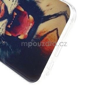 Gelový obal na mobil Samsung Galaxy E5 - tygr - 4