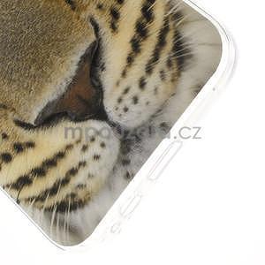 Gelový obal na mobil Samsung Galaxy E5 - leopard - 4