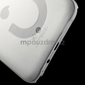 Plastový kryt na mobil Samsung Galaxy E7 - transparentní - 4