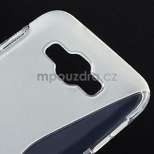 S-line gelový obal na Samsung Galaxy E7 - transparentní - 4
