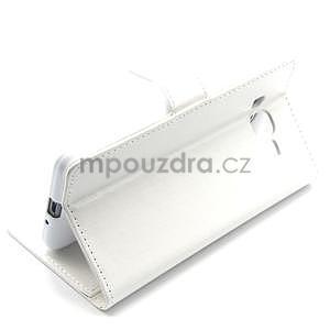 Bílé pouzdro na Samsung Galaxy Grand Prime - 4