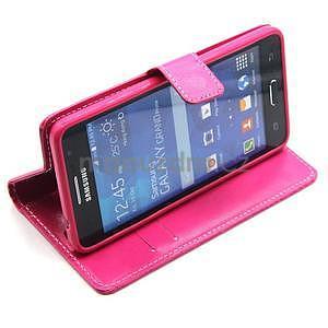 Rose pouzdro na Samsung Galaxy Grand Prime - 4
