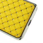 Žlutý drahokamový kryt na Samsung Grand Prime - 4/6