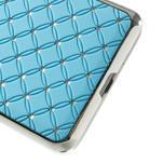 Tyrkysový drahokamový kryt na Samsung Grand Prime - 4/6
