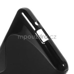 S-line gelový obal na Samsung Galaxy Grand Prime - černý - 4