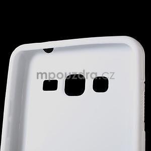 S-line gelový obal na Samsung Galaxy Grand Prime - bílý - 4