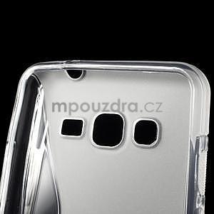 S-line gelový obal na Samsung Galaxy Grand Prime - transparentní - 4