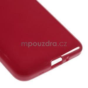 Gelový kryt na Samsung Galaxy Grand Prime - červený - 4