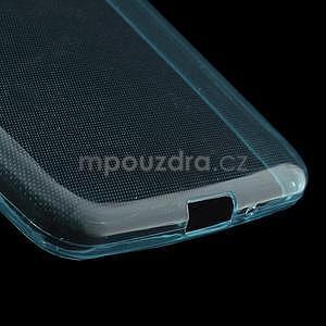 Ultra tenký obal na Samsung Galaxy Grand Prime G530H - světle modrý - 4