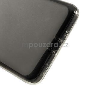 Oboustranně matný kryt na Samsung Galaxy Grand Prime - šedý - 4