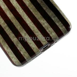 Gelový obal Samsung Galaxy Grand Prime G530H - US vlajka - 4