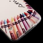 Ultratenký slim gelový obal na Samsung Galaxy S5 - smile - 4/4