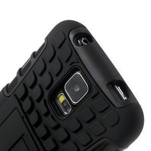 Outdoor odolný kryt na mobil Samsung Galaxy S5 - černý - 4