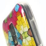 Owls gelový obal na Samsung Galaxy S5 mini - sovička - 4/5