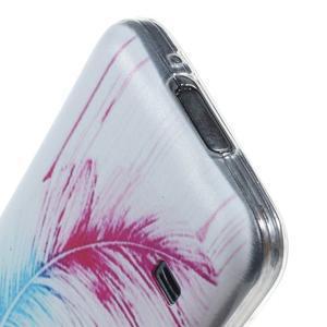 Ultratenký obal na mobil Samsung Galaxy S5 mini - peříčko - 4